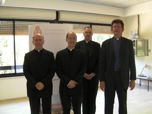 P Yeung nouveau docteur en théologie