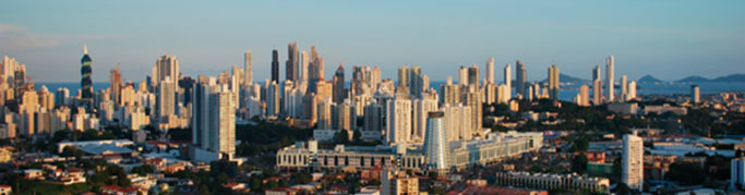 Ciudad de Panam&aacute;.