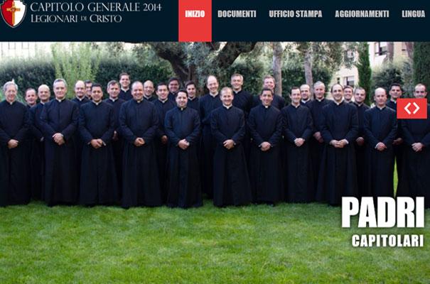 sitio capitulo general italiano