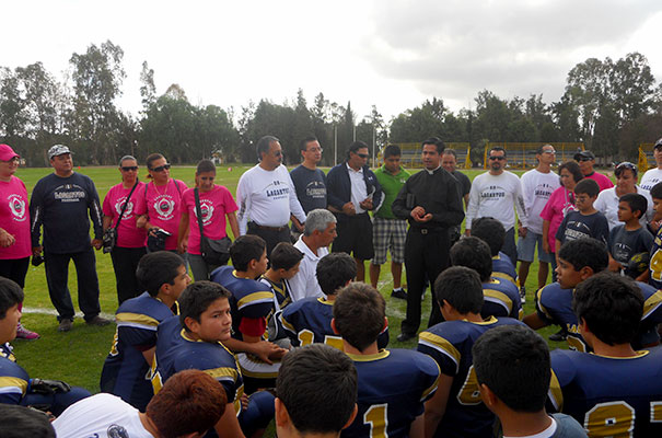 P. Vicente David Yanes Cuevas L.C.