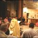 Hora eucarística en Getsemaní.