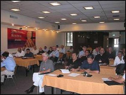 Tercer curso de renovación sacerdotal en Jerusalén.