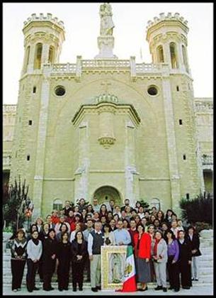 Un año de Notre Dame.