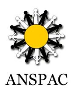Logo ANSPAC Asociación Nacional de superación personal A.C.