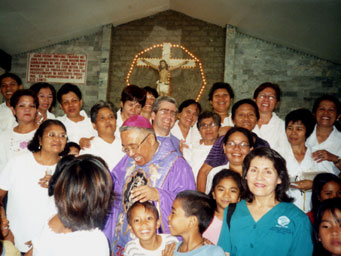 Bishop Ramon Arg&uuml;elles and Medical Missions in the Philippines.