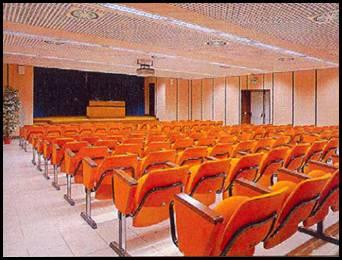 Auditorio del Centro Sacerdotal Maria Mater Ecclesiae