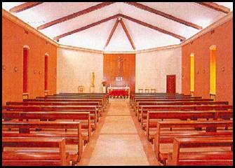 Capilla del Centro Sacerdotal Maria Mater Ecclesiae