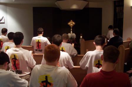Juventud Misionera en adoración, Chicago