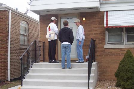 Juventud Misionera en Chicago