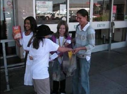 Color Misionero en Australia