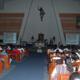 Virgen Peregrina de la Familia apoyando iniciativas parroquiales en El Salvador.