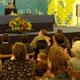 El P. Álvaro Corcuera, L.C., imparte una conferencia en el Encuentro de Juventud y Familia.