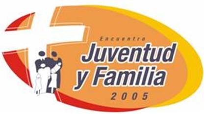 Logotipo del Encuentro de Juventud y Familia, México 2005