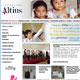 The <i>Altius</i> Foundation�s Web page