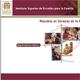Página web del Instituto de Estudios Superiores para la Familia.