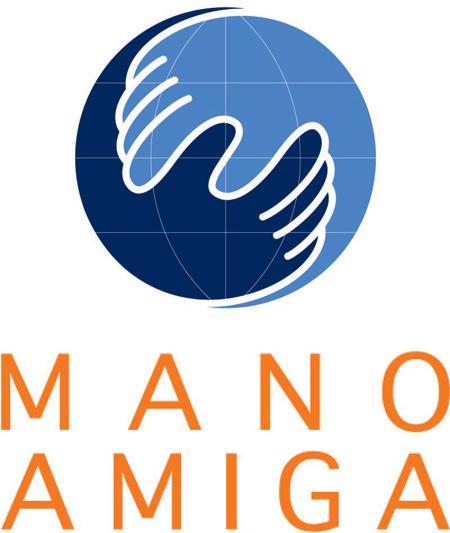 Logotipo Mano Amiga