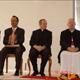 Estuvieron presentes en la ceremonia de inaguración Mons. Mario de Gasperín, obispo de Querétaro, el P. Rodolfo Mayagoitia, L.C., director territorial de México, así como miembros del patronato y de la Fundación Altius.