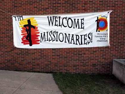 Misiones de Semana Santa en Chicago.