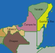 Mapa de Territorio de misiones