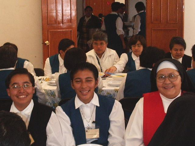 Curso para religiosas en Xalapa, organizado por Escuela de la Fe.