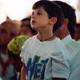 I bambini conoscono attraverso NET, l'amore verso Do e gli altri.