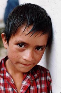 Niño Pobre México