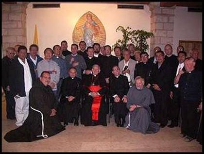 Segundo curso de renovación sacerdotal en Notre Dame.