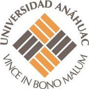 Logotipo en color Universidad Anáhuac