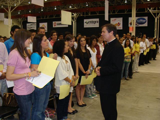 Jóvenes del Regnum Christi