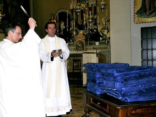 Virgen Peregrina de la Familia, Garbatola (Milán)