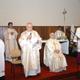 Mons. Emilio Pignoli, obispo de la di&oacute;cesis de Campo Limpo, donde se encuentra el seminario <i>Maria Mater Ecclesiae</i>, en Brasil, dirigiendo <a href=http://www.regnumchristi.org/espanol/articulos/articulo.phtml?rc=se-13_ca-24_te-19_id-13332><b>un saludo</b></a> a los presentes.