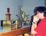 Visita y comunion espiritual
