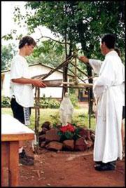 Misiones entre los guaraníes