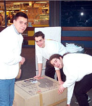 Juventud Misionera - Italia