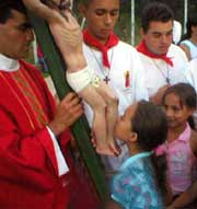 YTM missions in Medellin, Columbia, 2004.