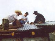 Jóvenes de Estados Unidos, Canada y México de misiones en Chihuahua