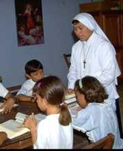 curso de Escuela de la fE para religiosas en Chetumal