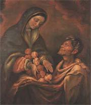 La Virgen de Guadalupe y Juan Diego