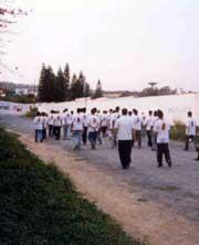 Juventud misionera - Sao Paulo
