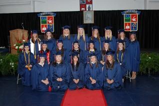 girls graduates