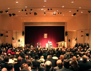 Thornwood auditorium