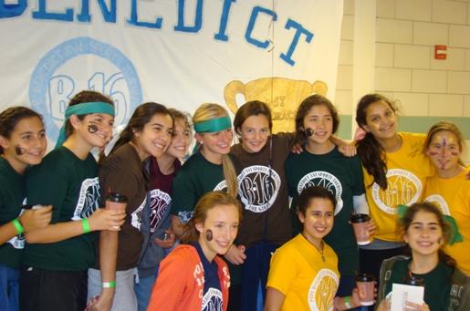 sports tournament girls