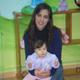 Anny de la Garza y su bebé, Ana Sofía, estrenan las instalaciones del primer Baby Room de Familia Unida.