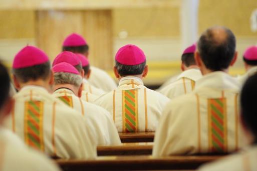bishops at CES