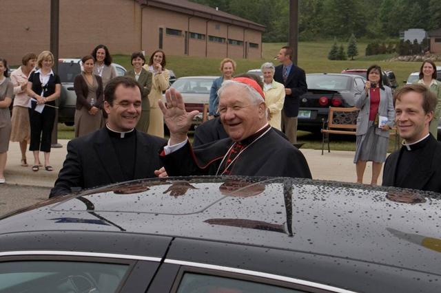 Cardinal Adam Maida
