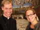 Fr Mark Haydu, LC, and Elizabeth Lev tell the story behind the frescoes in the Sistine Chapel.
