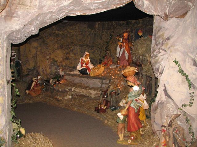 Christmas room mater ecclesiae
