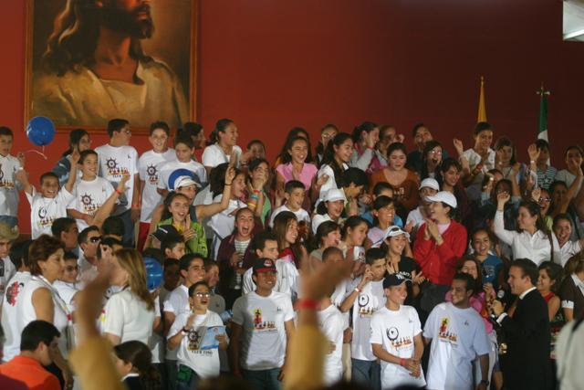 III Encuentro de Juventud y Familia, México 2005