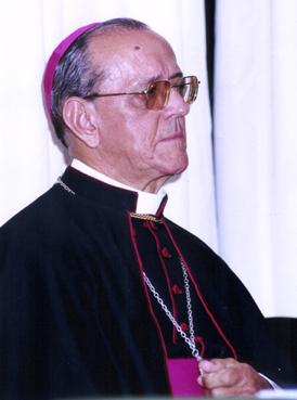 Mons. Paulo Lopes Faria