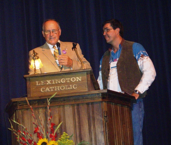 Ed and Eddie Reinhardt